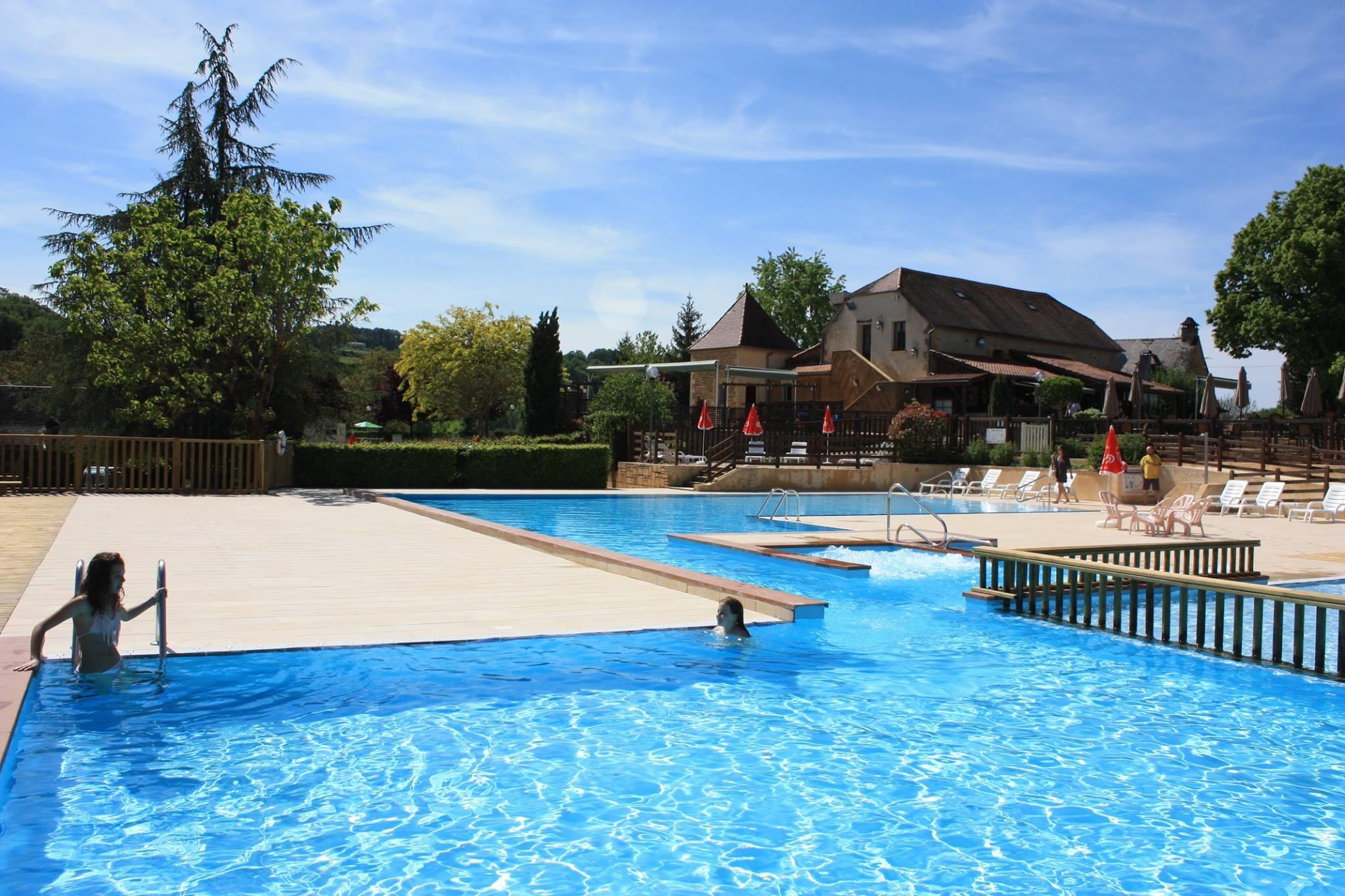 camping sarlat avec piscine